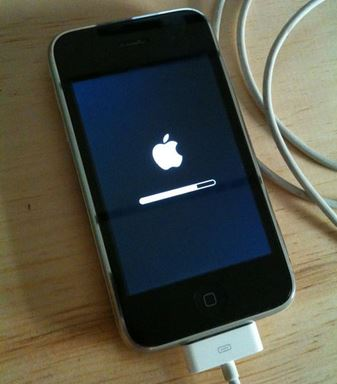 Restore Jailbroken iPhone