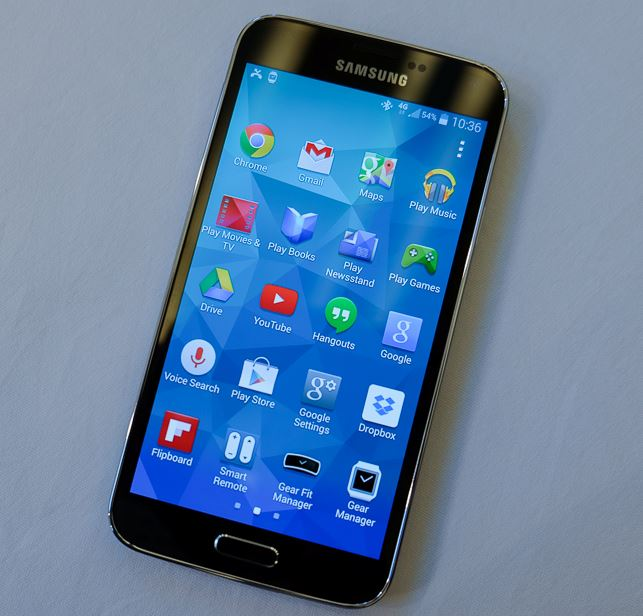 galaxy s5 images