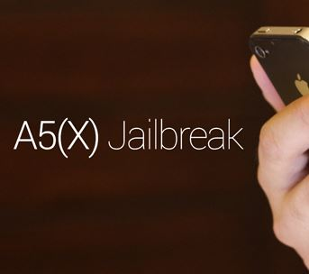 A5X jailbreak for life