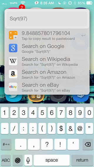 weasel iOS 7