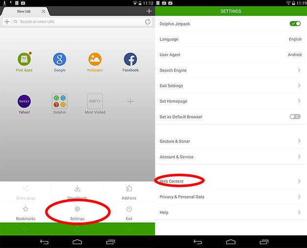 Install flash player in android 4.4 kitkat