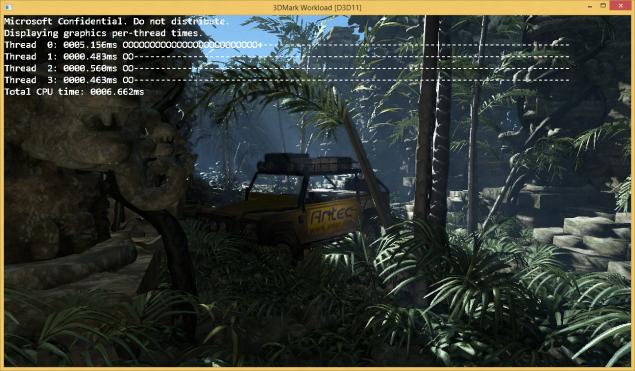 3DMark DirectX 11