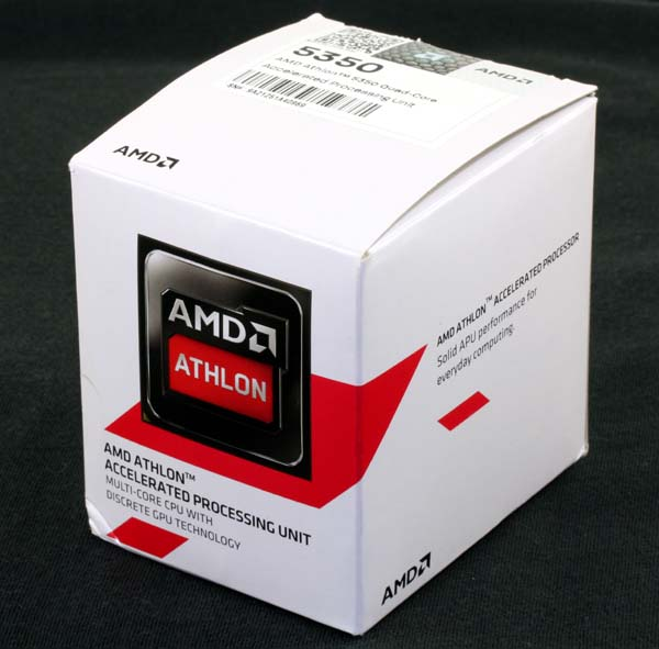 AMD Athlon AM1 Kabini APUs