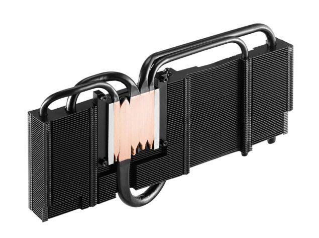 ASUS ROG MATRIX GTX 780 Ti Platinum Black Heatsink