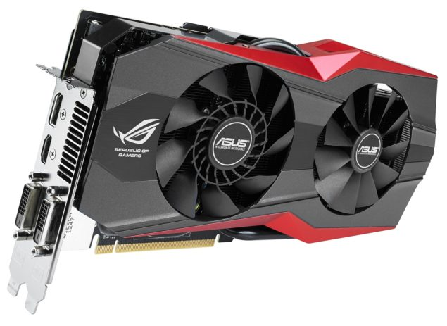 ASUS ROG MATRIX R9 290X Awesome