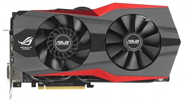 ASUS ROG MATRIX R9 290X GPU