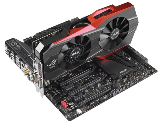 ASUS ROG MATRIX R9 290X_1