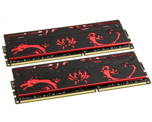 Avexir Blitz Red Dragon 1.1 8GB RAM Kit