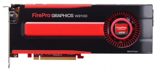 FirePro W9100 Hawaii GPU