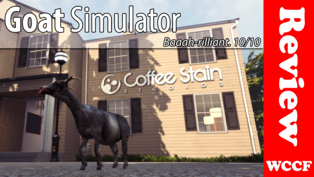 Goat Simulator Cover Hi Res