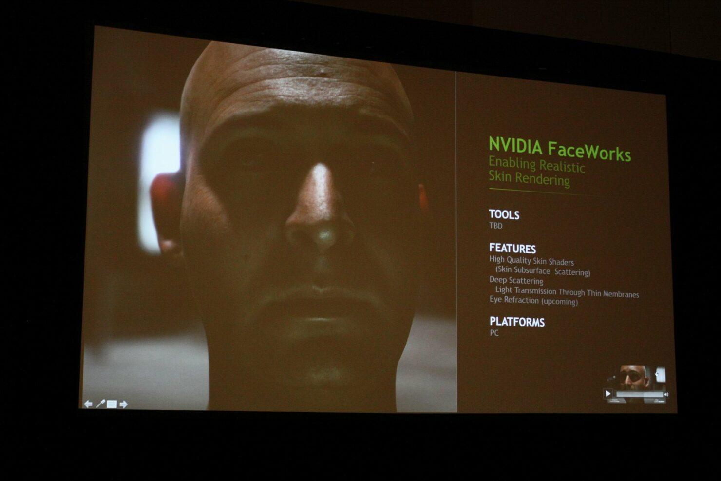 nvidia-faceworks