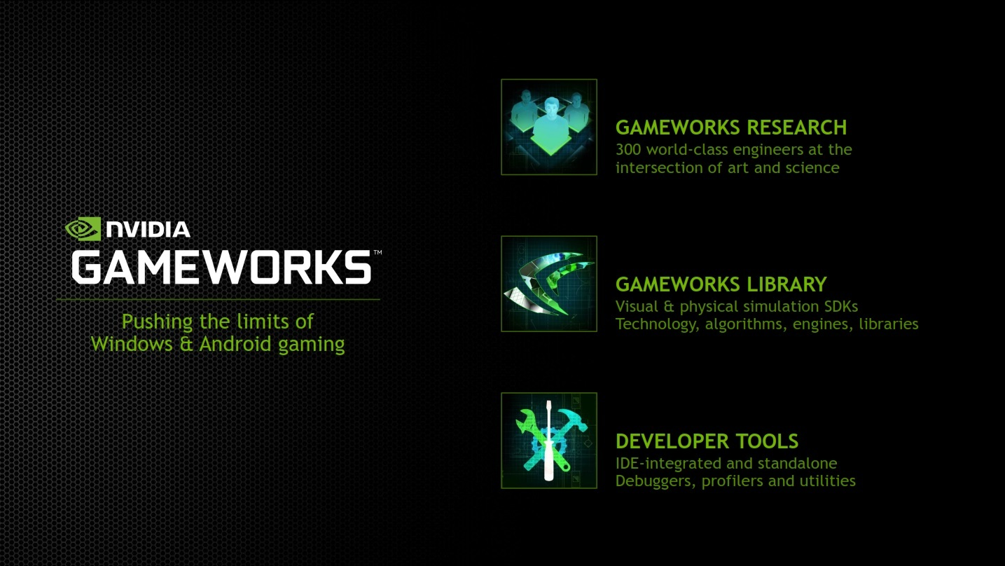 Exclusive - Nvidia Talks GameWorks And DirectX 12 Plans For 2016