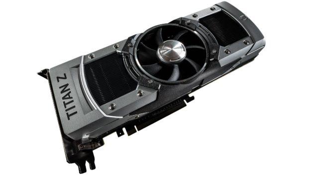 NVIDIA GeForce GTX Titan Z Official