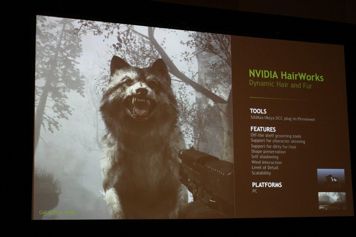 nvidia-hairworks-sdk