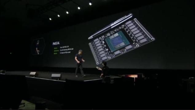 NVIDIA Pascal GPU Overview