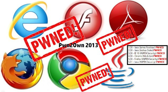 Pwn2Own-2013-Result