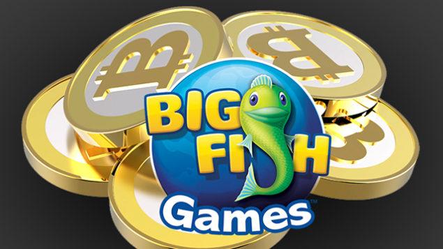 bigfish games bitcoin