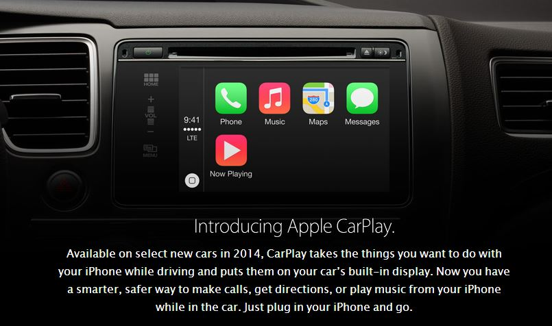 ios 7.1 release carplay