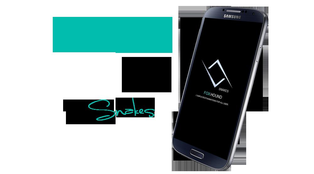 Install FoxHound ROM on Samsung Galaxy S4 LTE I9505