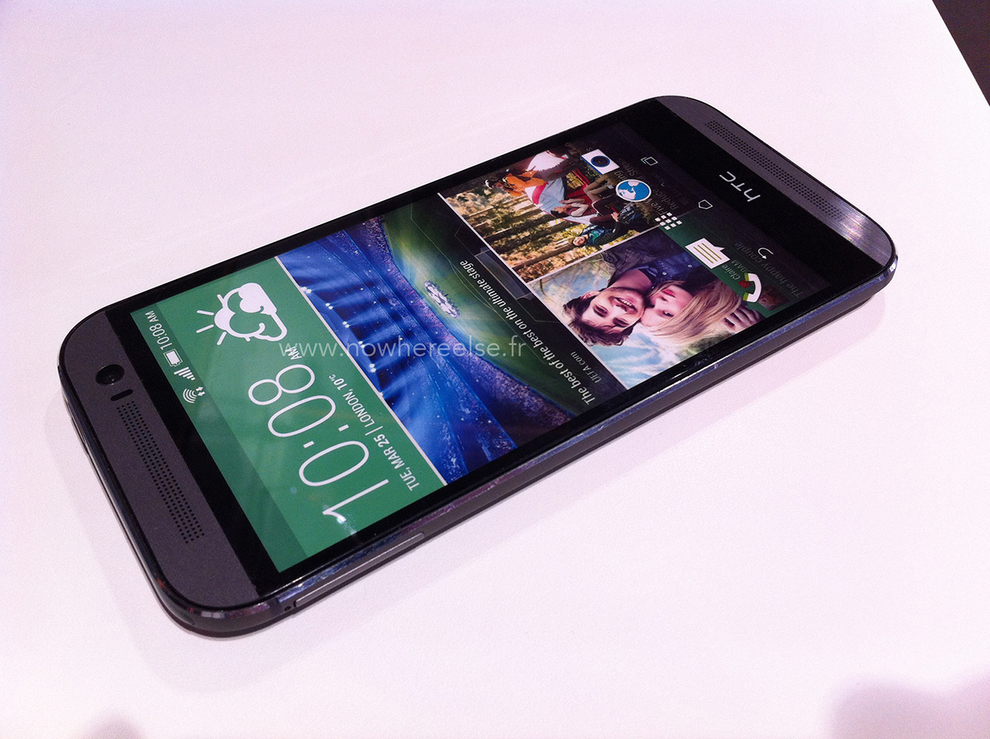 leaked htc one m8