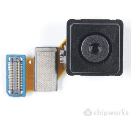dual-lens Galaxy S5 camera sensor