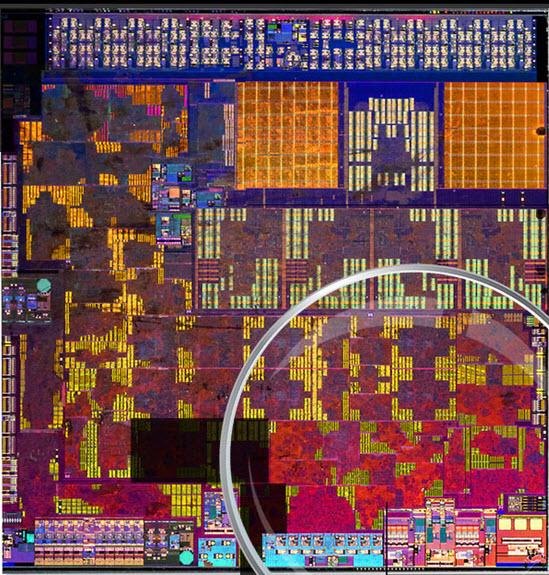 AMD Beema APU Die Shot