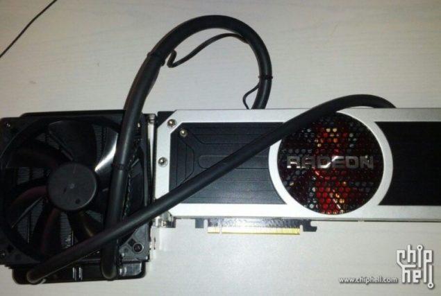 AMD Radeon R9 295X2 GPU