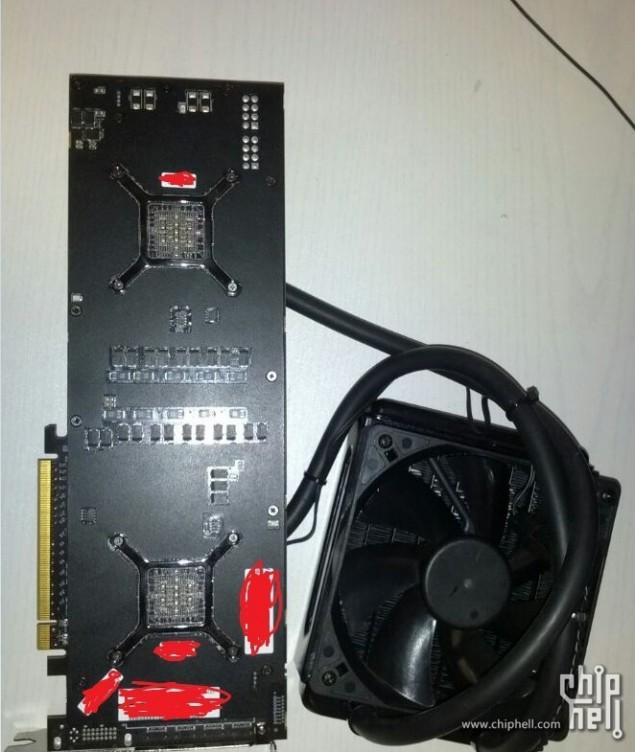 AMD Radeon R9 295X2 Hybrid
