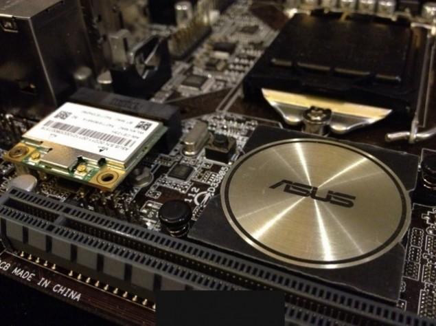ASUS Z97I Deluxe Mini ITX