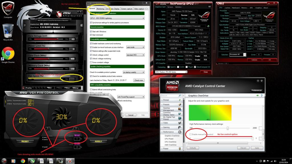 Update] MSI R9 290X Lightning Critical Bug Can Cause Burned Out