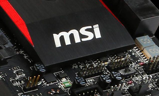 MSI Z97 Gaming Motherboards Teaser
