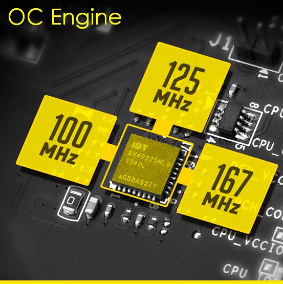 MSI Z97 XPower MPower OC Engine