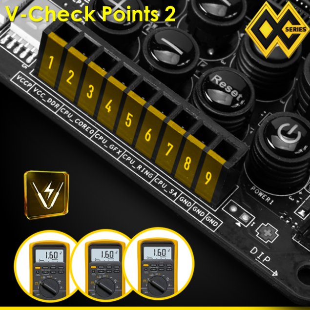 MSI Z97 XPower MPower V-Check Point 2