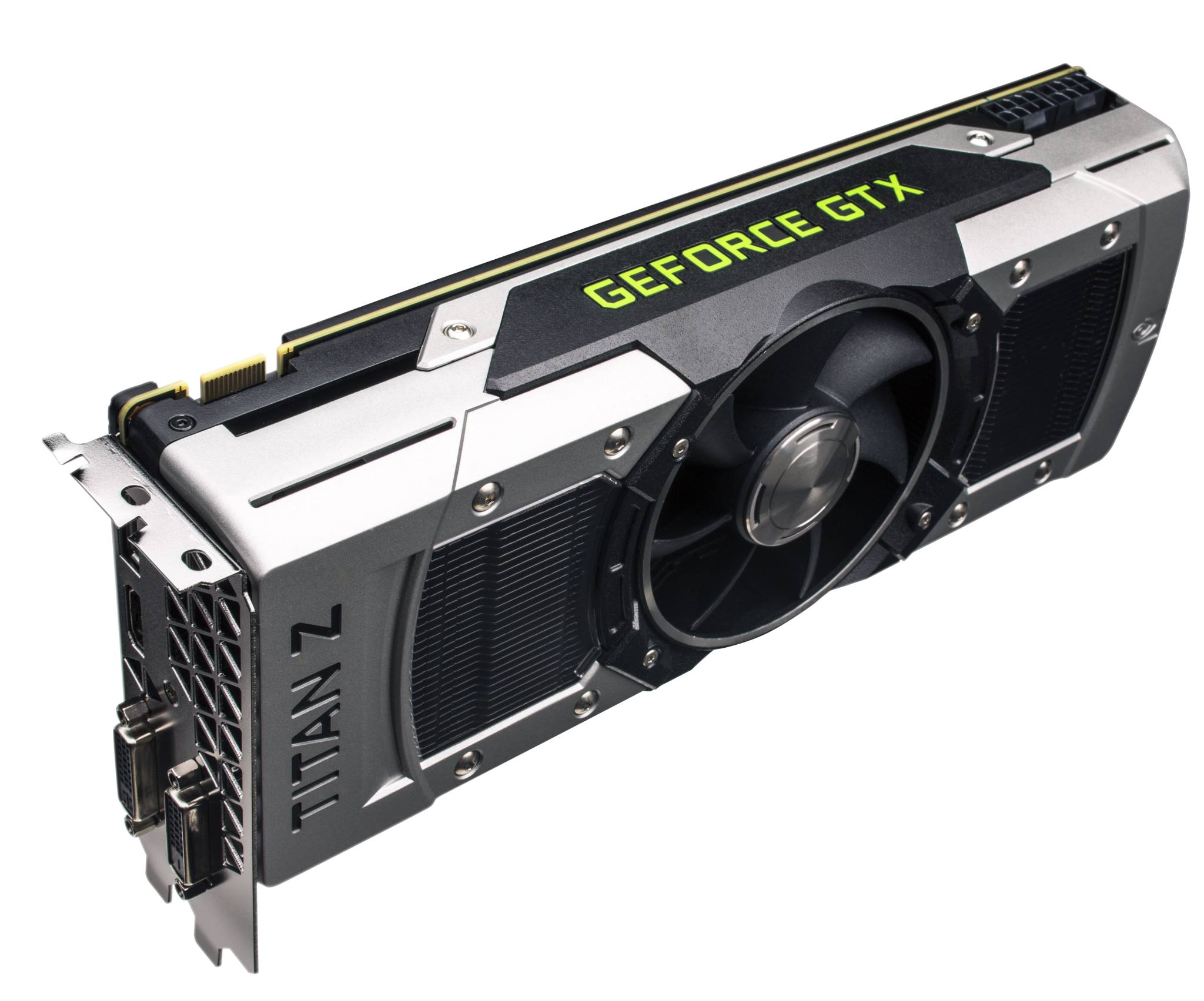 NVIDIA GeForce GTX Titan Z Can Boost Up To 1058 MHz - Card Was Postponed Due To Unfinished Driver