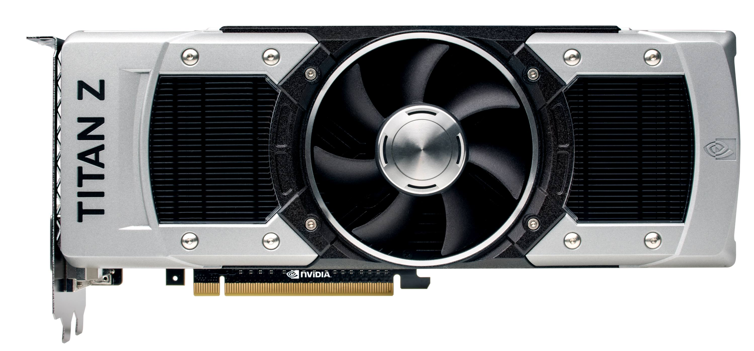NVIDIA GeForce GTX Titan Z Official Specifications and Performance Unveiled - 375W TDP and GK110 ...
