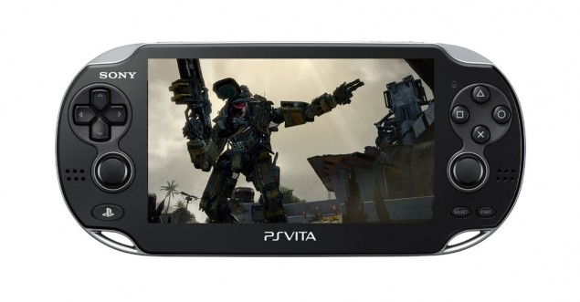 PlayStation Vita  Titanfall