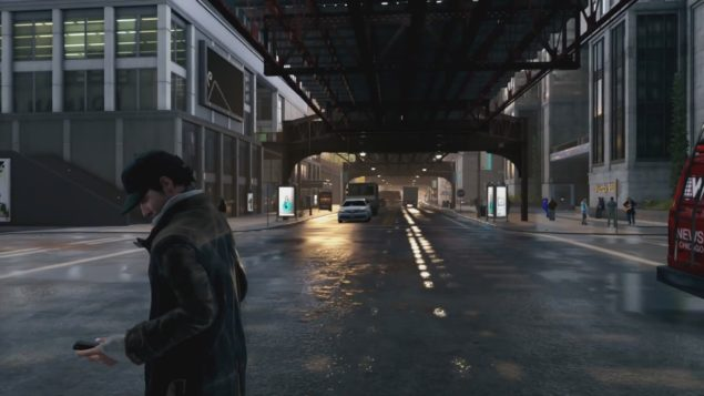 Watch Dogs PC NVIDIA_Trailer_3