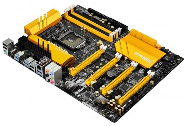 ASRock Z97 Motherboards OC Formula