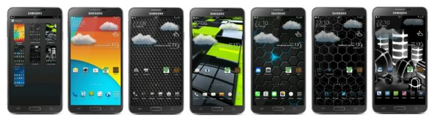 Flash X-Note ROM on Samsung Galaxy Note 3 N9005