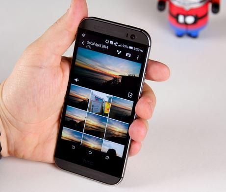 unlock HTC One m8 bootloader