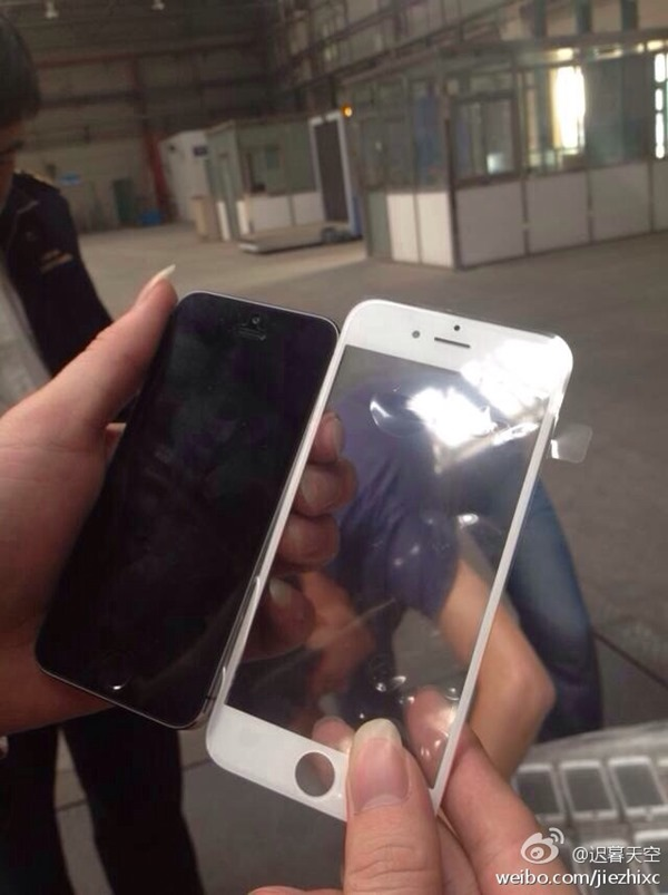 iPhone 6 leaked images