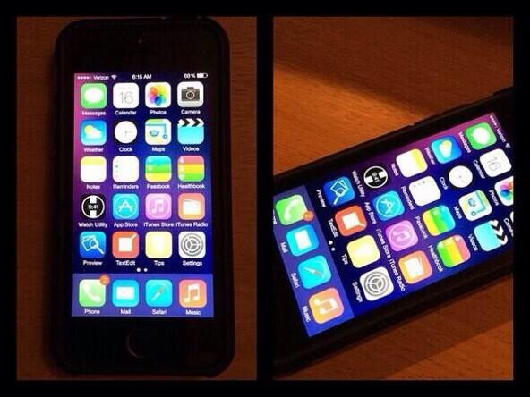 leaked iOS 8 images