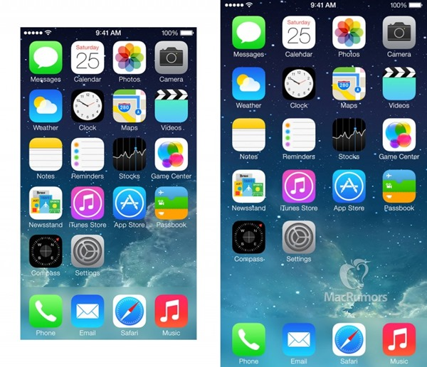 iphone 6 inches apps running on 4 7 inch iphone 6 larger display screen 11346