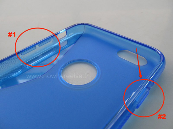 leaked iPhone 6 case images