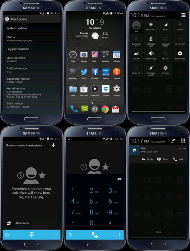 Google Play Edition (KOT49H )