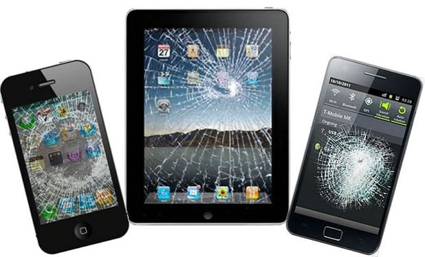 protect touch screen