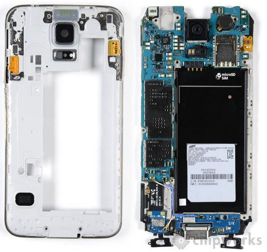 Galaxy S5 cost