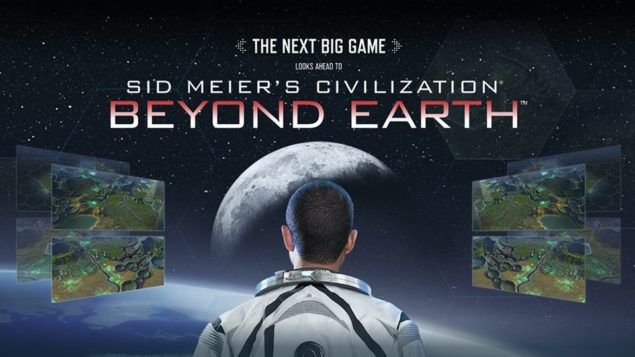 sid meier beyond earth