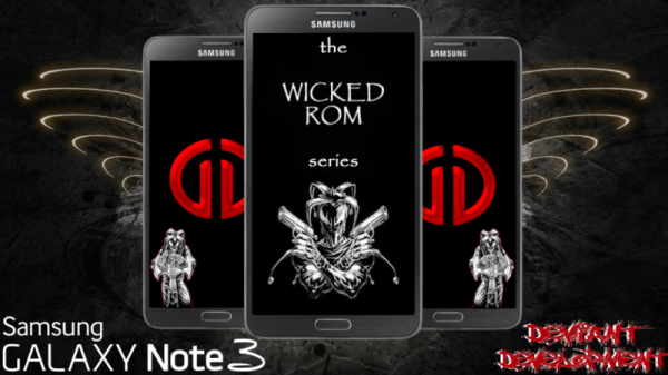 Update Galaxy Note 3 to Wicked Android 4.4.2