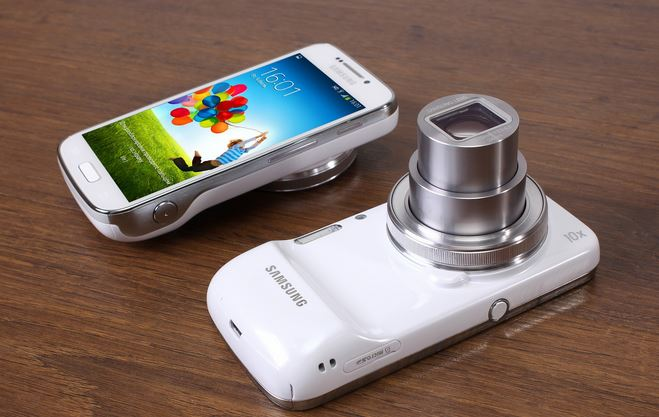 Galaxy S5 zoom leaked
